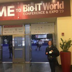 Bio IT World Conference 1